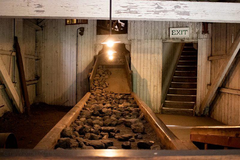 Coal Mine at Beamish Museum