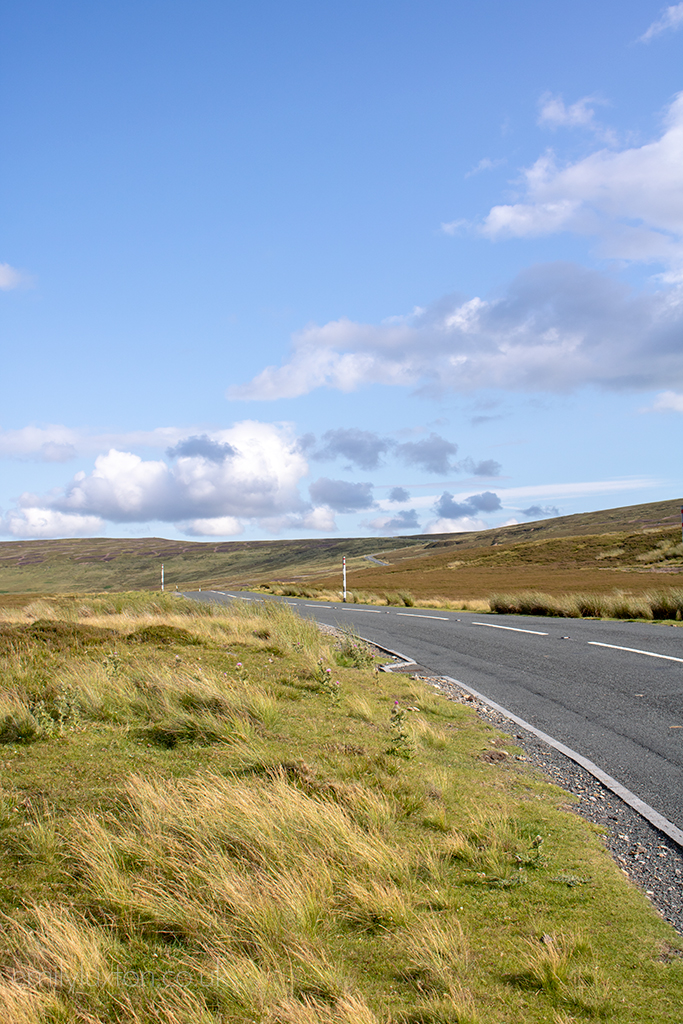 Road in the Durham Dales