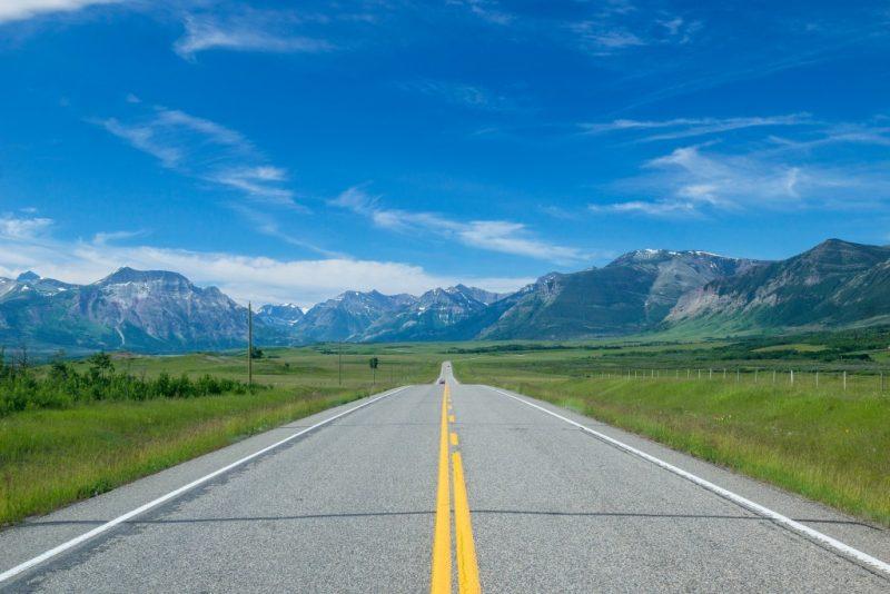 Southern Alberta Road trip