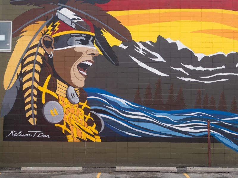BUMP Murals Calgary Alberta Canada