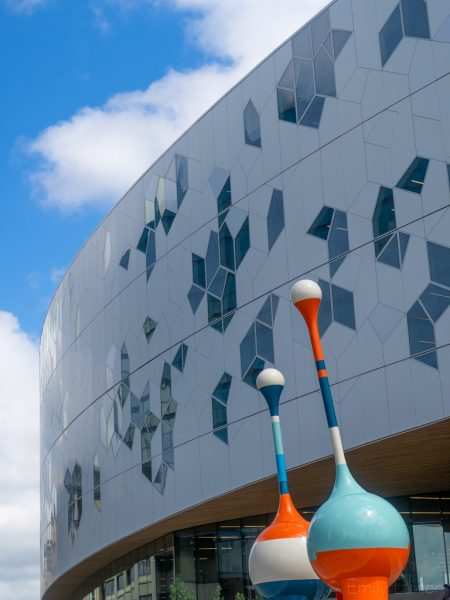Calgary Central Public Library