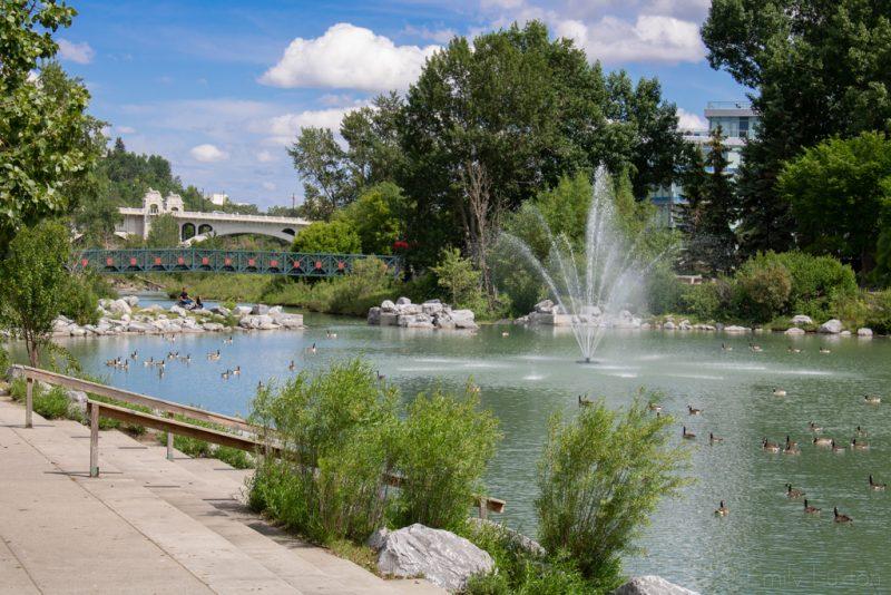 Prince's Island Park Calgary
