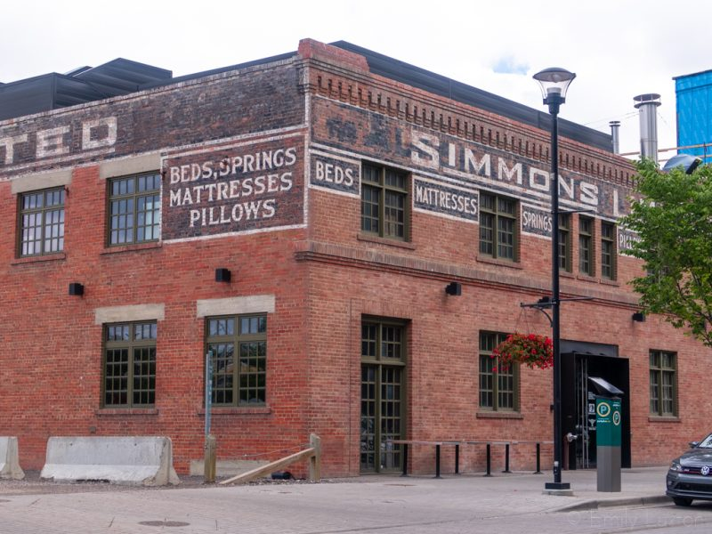 Simmons Building Calgary East Village