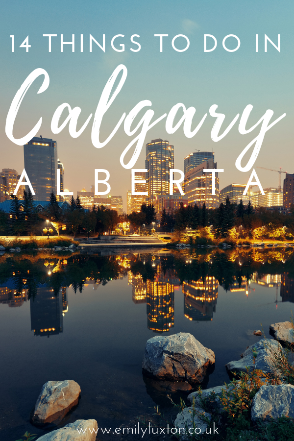 14 Things to do in Calgary