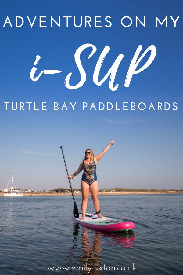 Turtle Bay Inflatable Paddleboard UK