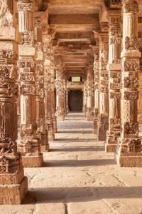 qutb minar delhi india