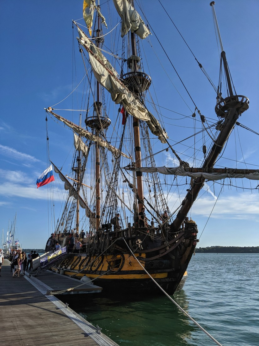 Southampton Boat Show England