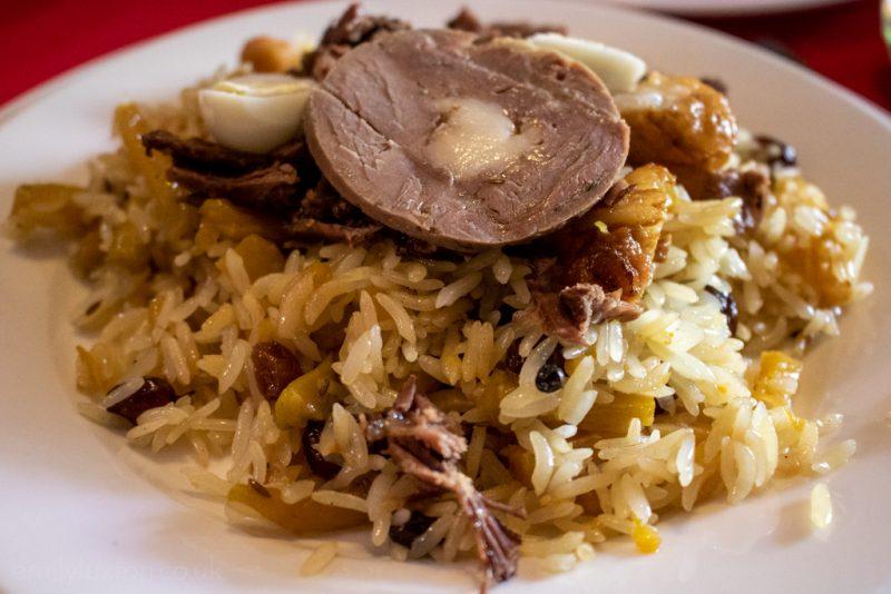 Uzbekistan Food Guide: Plov