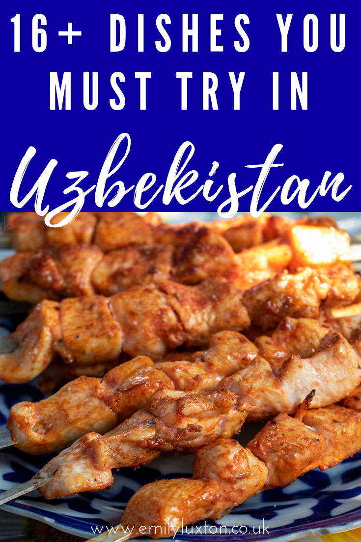 Uzbekistan Food Guide: 16 Dishes You Must Try