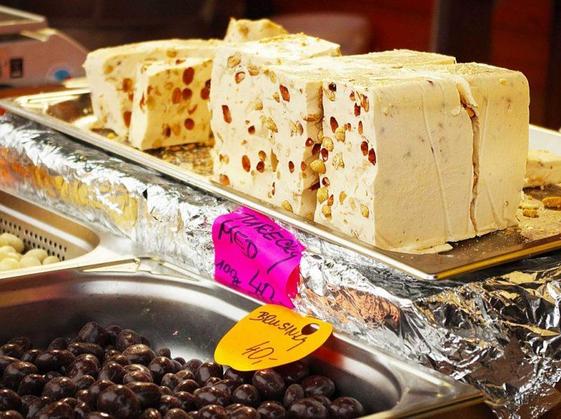 Uzbek sweets Halva