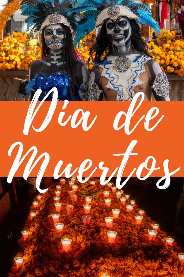 Dia de Muertos at Patzcuaro Lake Mexico