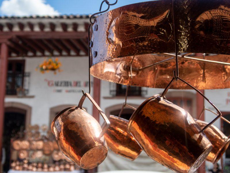 Copper in Santa Clara del Cobre