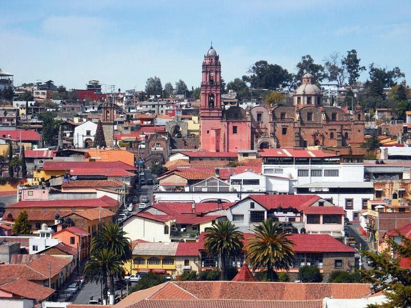 Tlalpujahua Michoacan Mexico