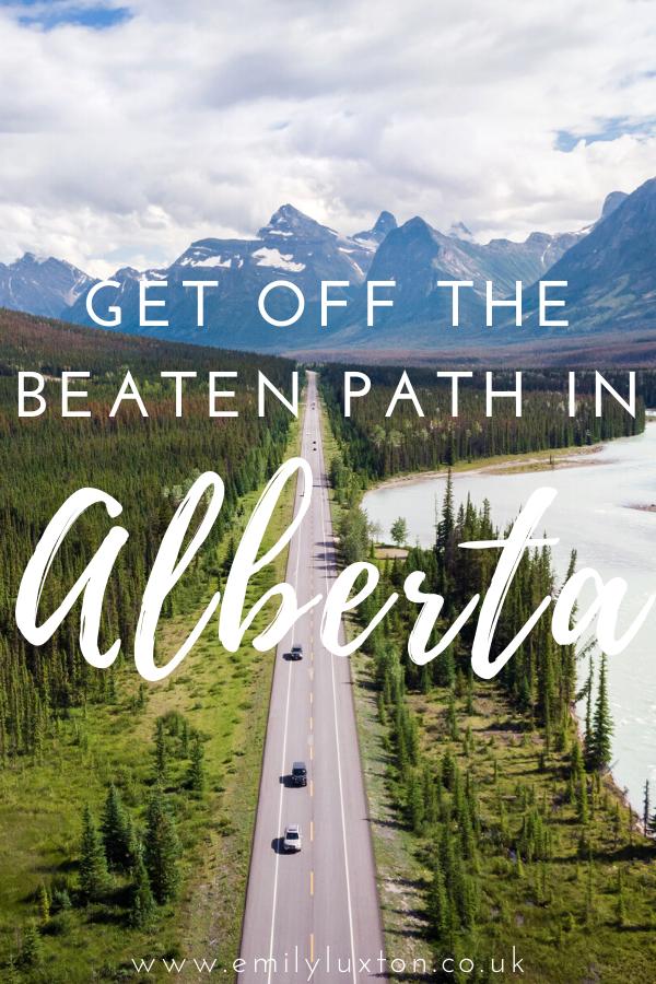 Alberta Canada Off the Beaten Path