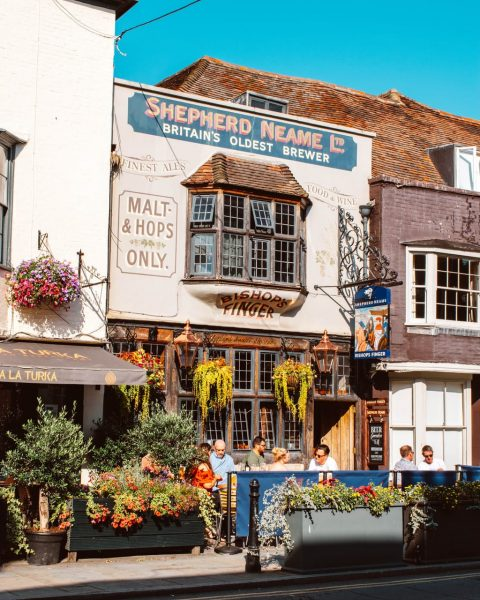 places to eat in canterbury