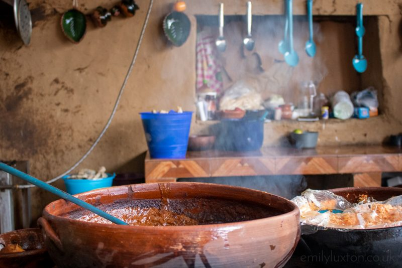 Michoacan Cuisine