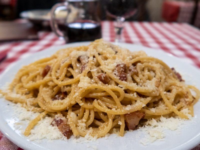 14 Dishes You Have to Try in Rome
