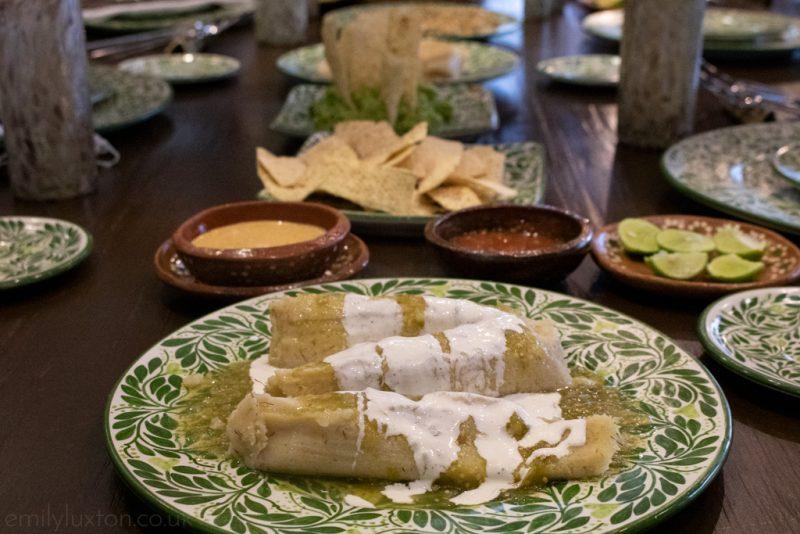 Michoacan Cusine Mexico