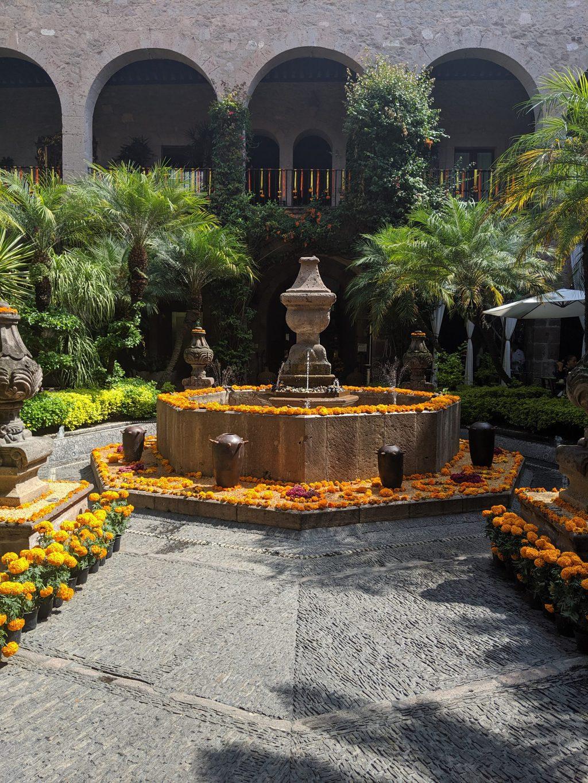 Hotel de la SoledadMorelia Mexico