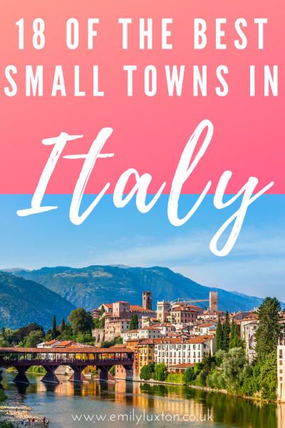 18 of the Best Small Towns in Italy