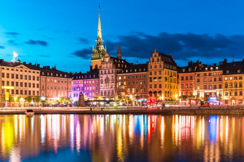 9 of the Best Historic Restaurants in Stockholm