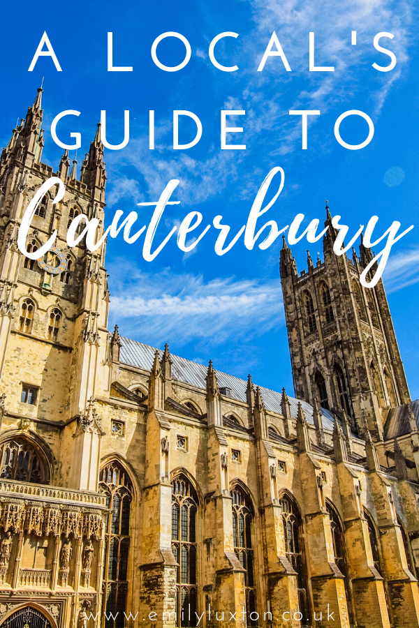 Local's Guide to Canterbury
