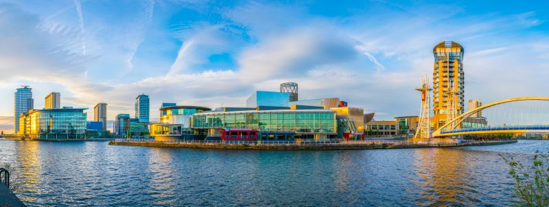 places to visit in the north of england - manchester