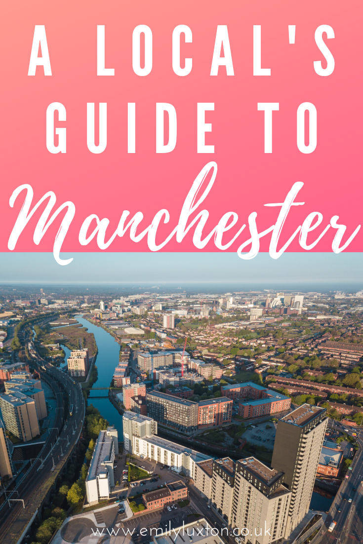 Things to do in Manchester England - A Local's Guide
