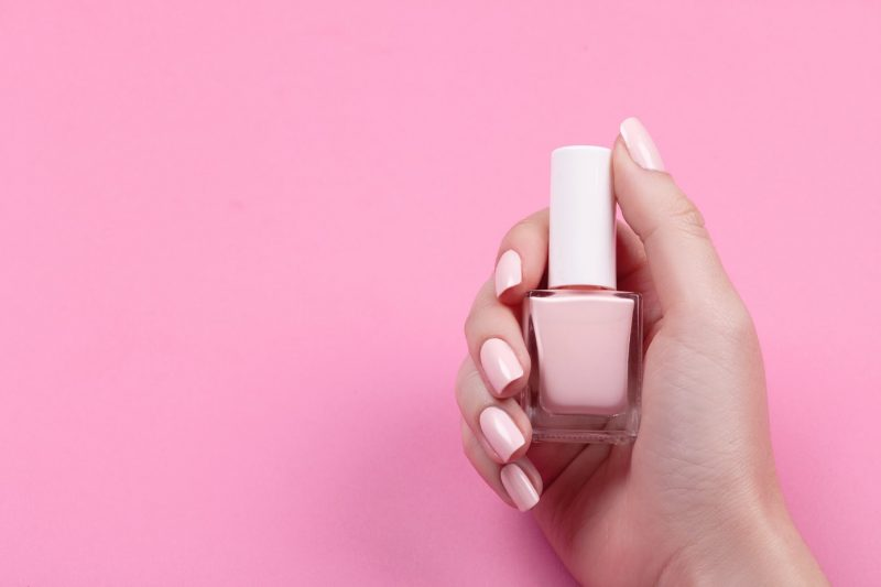 nail polish round for your next virtual quiz