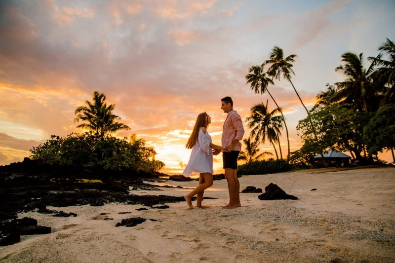 romantic things to do in samoa