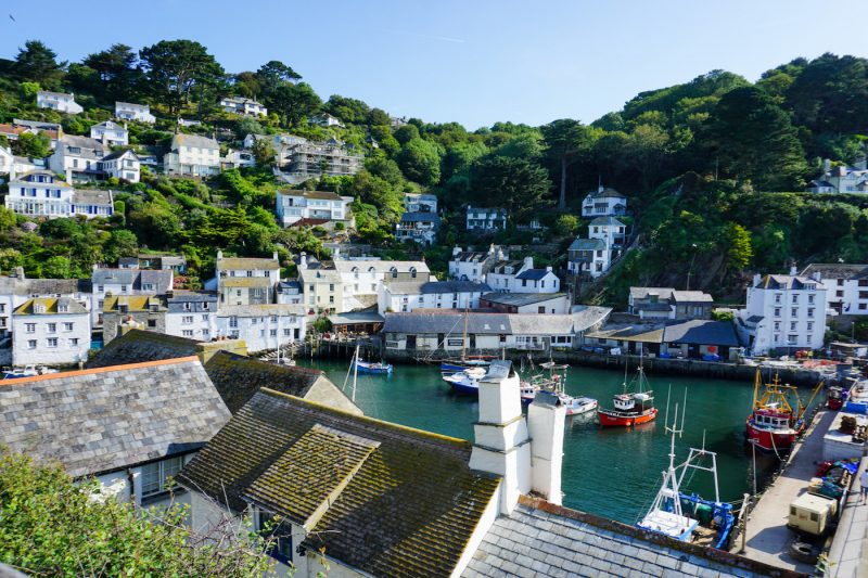 Polperro, Cornwall - Best Places to Visit on the South Coast of England