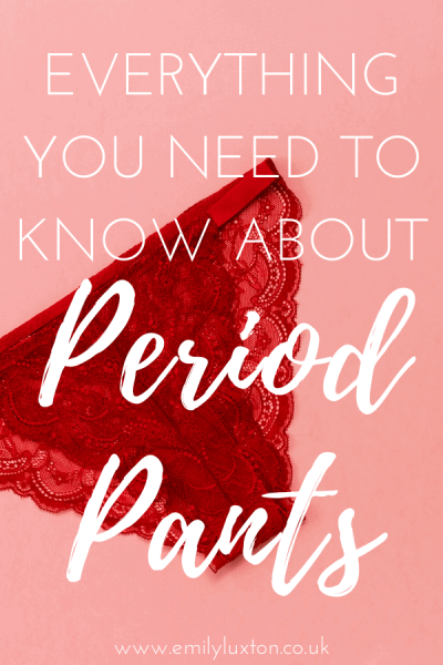 Are period knickers right for you?