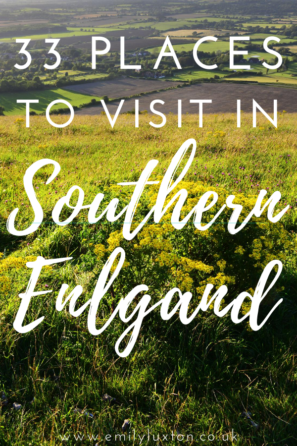 Places to Visit in the South of England