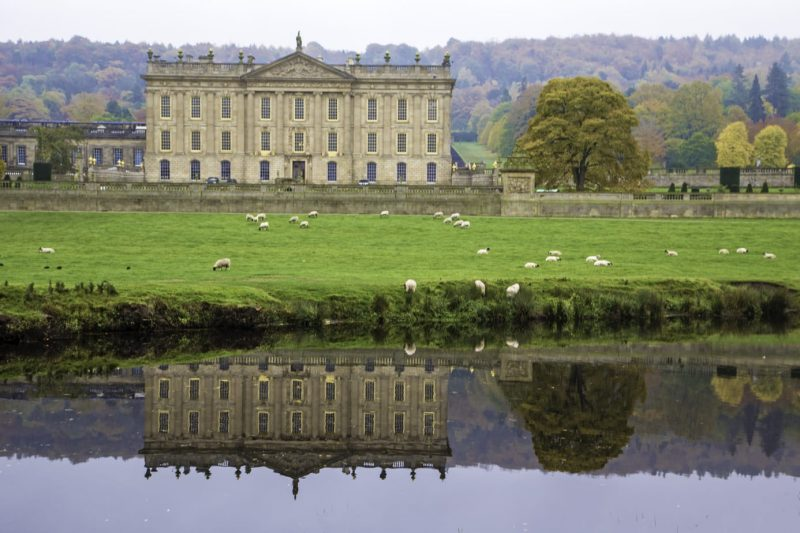 Chatsworth Estate England