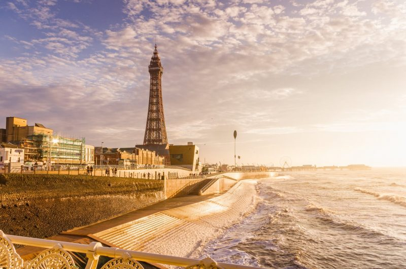 Blackpool North of England
