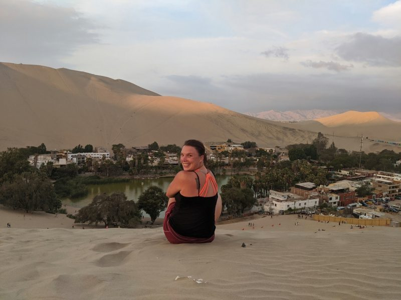 Solo Female Traveller in South America