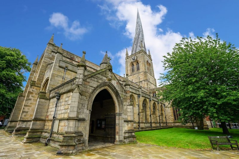 Chesterfield England