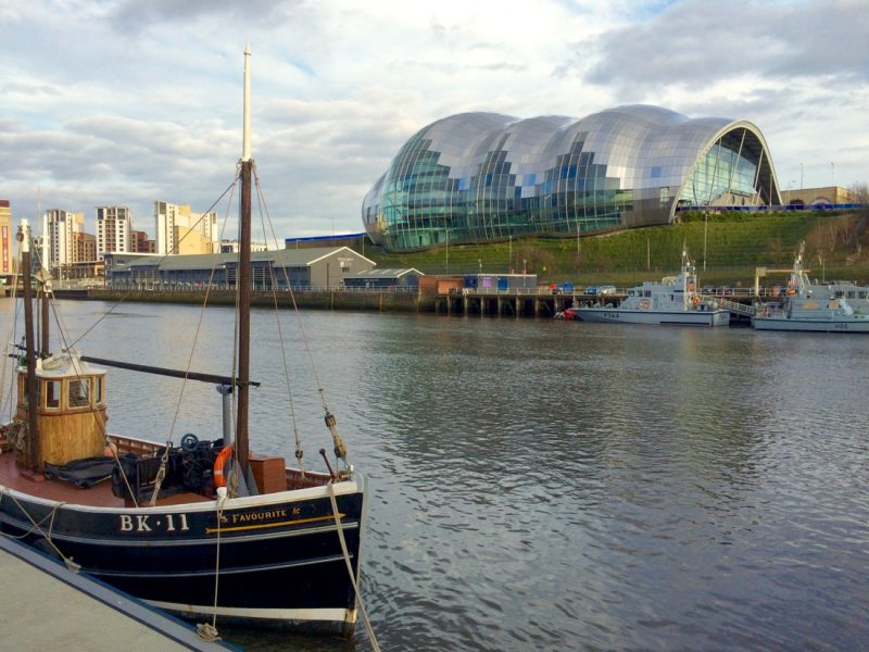 Newcastle - best cities to visit in northern england