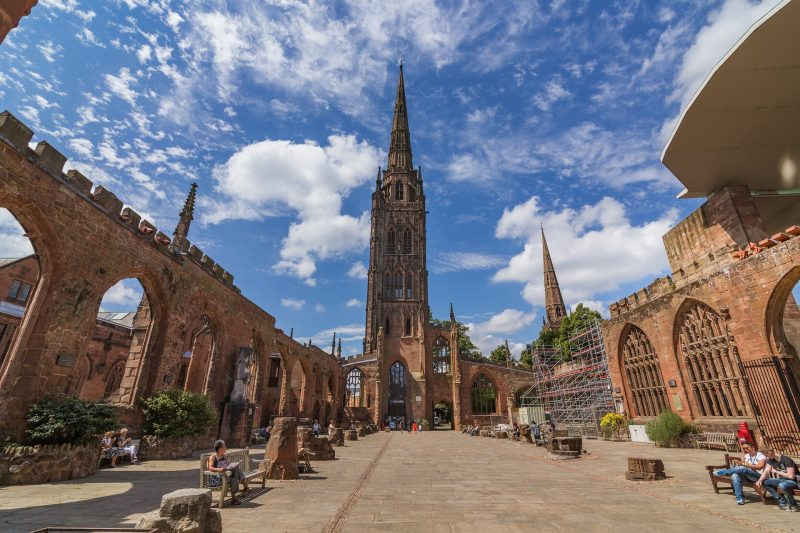 Coventry best places to visit in the midlands