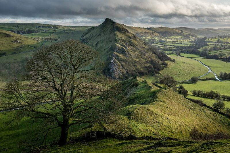 Peak District - best places to visit in the midlands