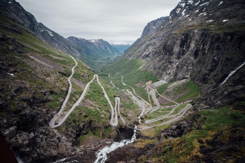 European road trips you can start in the UK