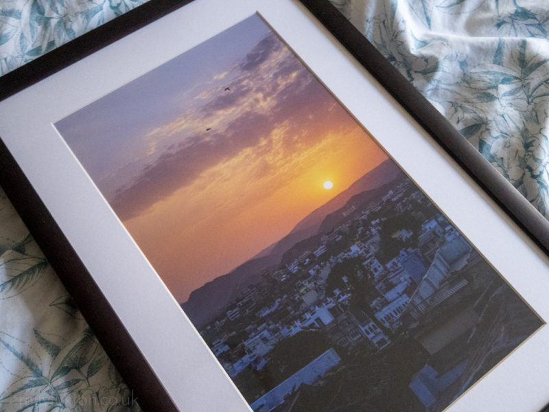 poster print of Udaipur