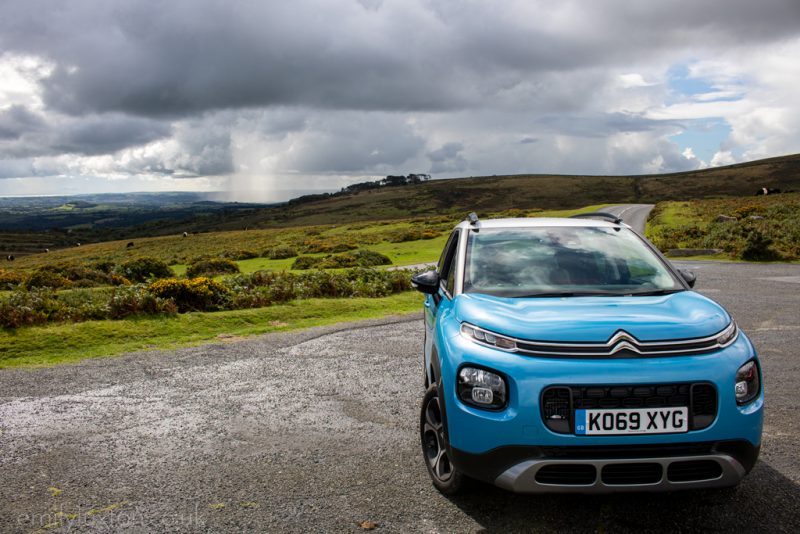 Citroen C3 Aircross Road Trip Dartmoor