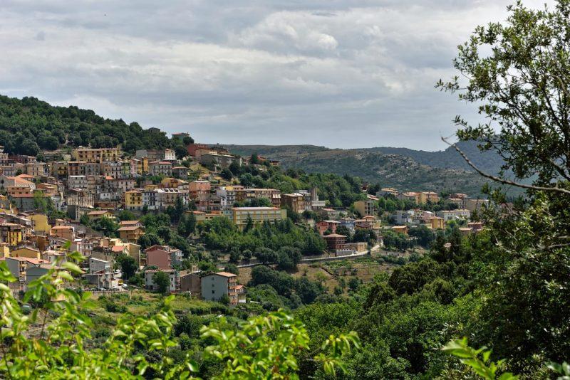 Seui Sardinia Italy