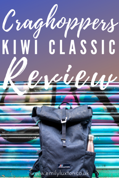 Craghoppers Kiwi Classic Bags Review