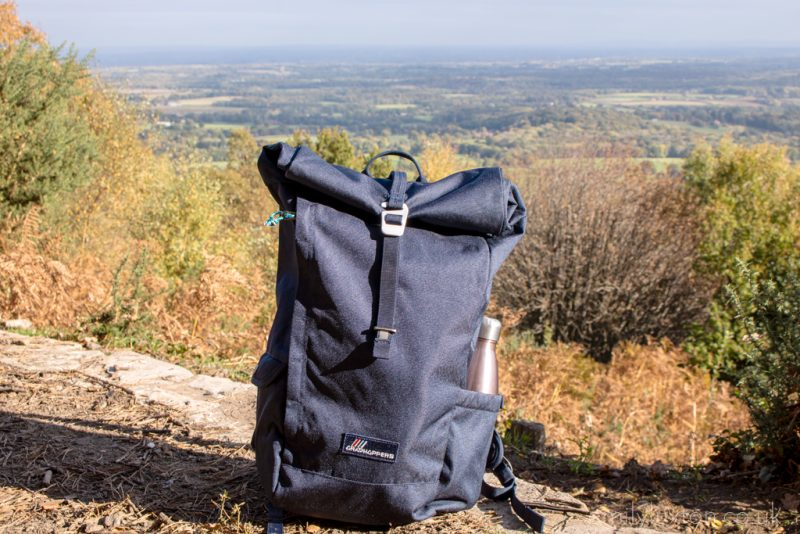 Craghoppers Kiwi Classic Rolltop Backpack Review