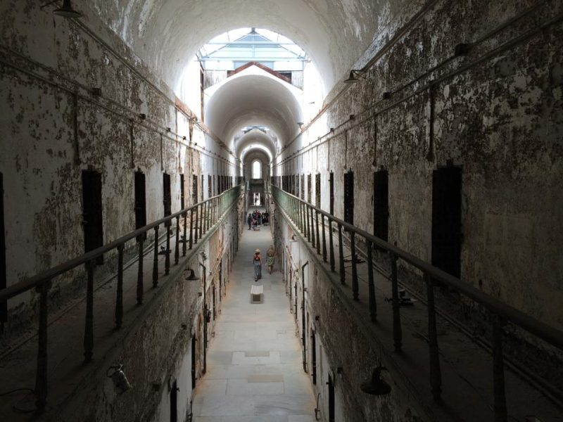 Halloween Around the World: Eastern State Penitentiary Philadelphia