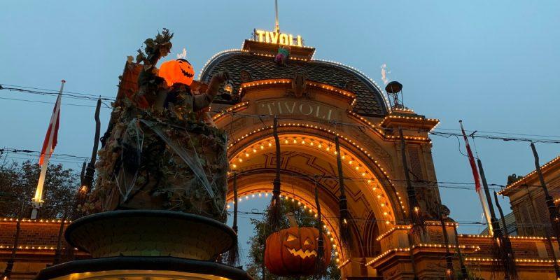 Tivoli Halloween Copenhagen - celebrations around the world