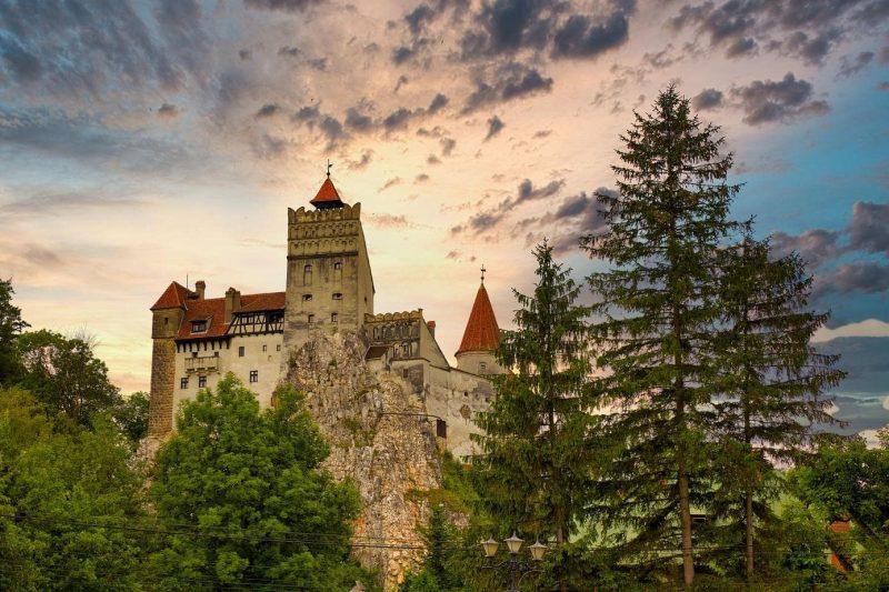 Halloween Around the World: Transylvania