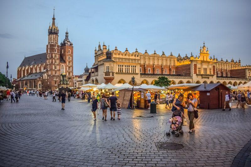Fall in love with Kraków